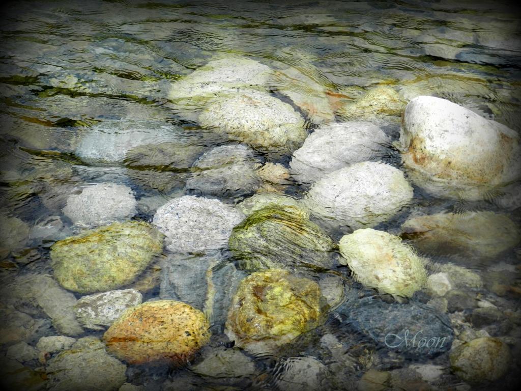 pebbles, stone