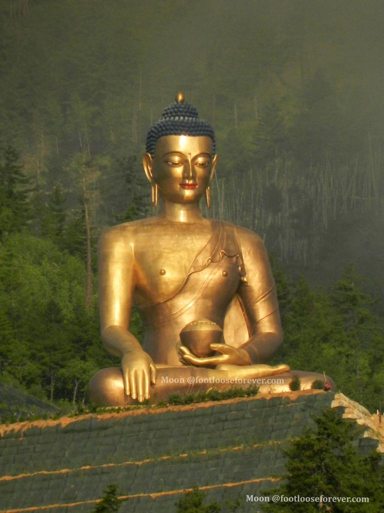 buddha, dordenma, buddha statue, buddha view point, thimphu, bhutan