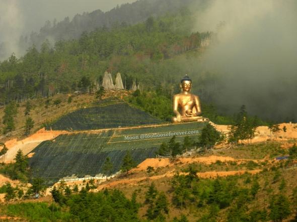 buddha dordenma, buddha, statue, thimphu, bhutan