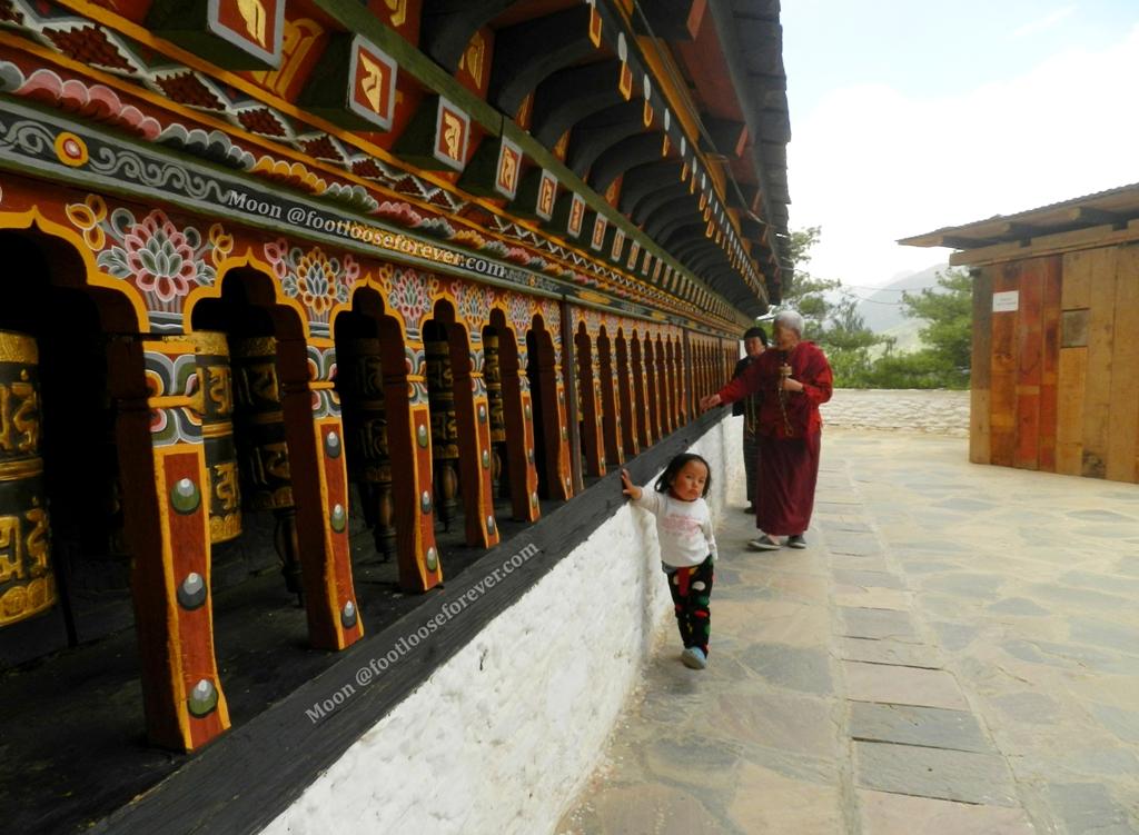 Changankha lakhang, monastery, thimphu, bhutan
