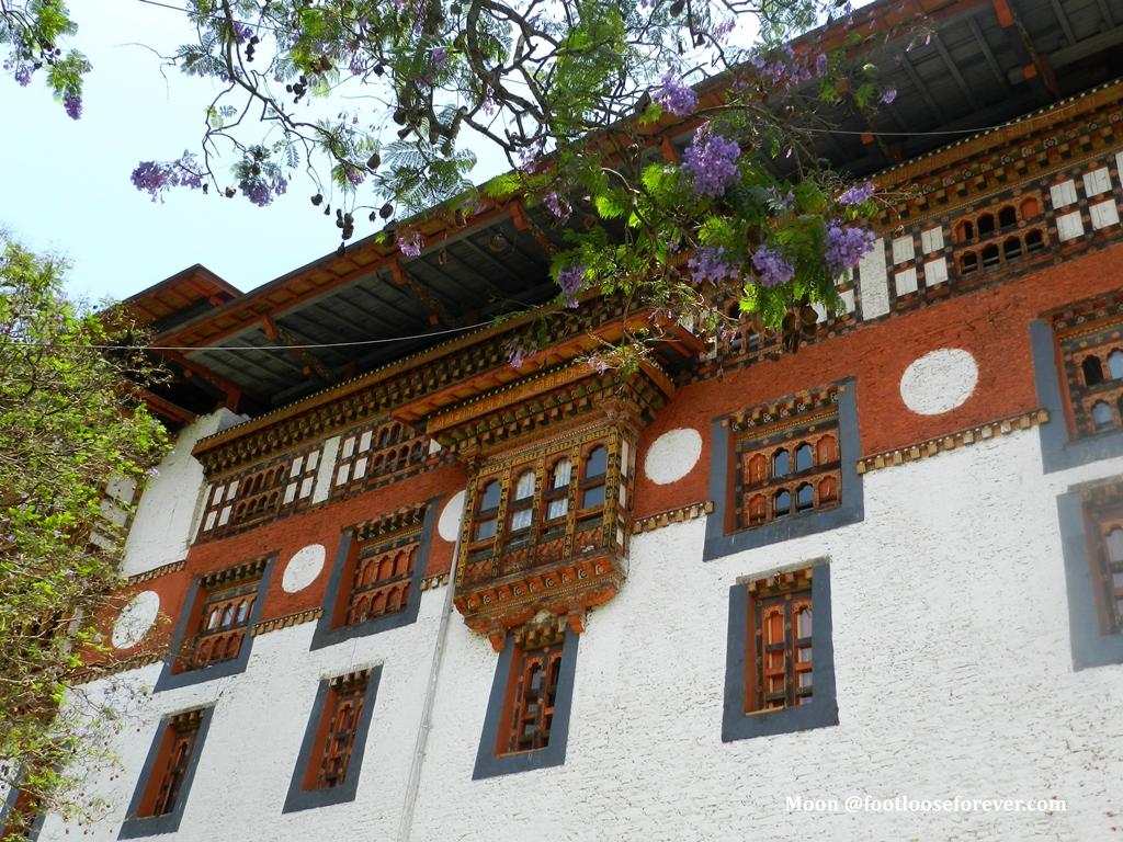 punakha, monastery, bhutan