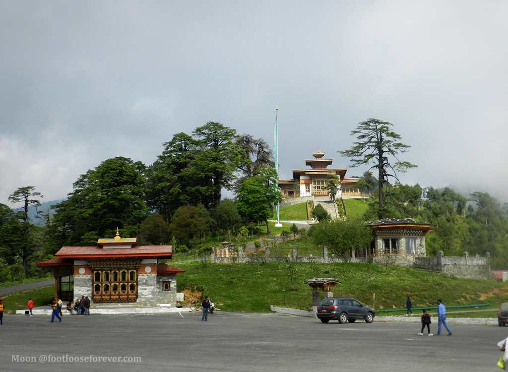 dochula pass, bhutan, touristy activities, bhutan tour