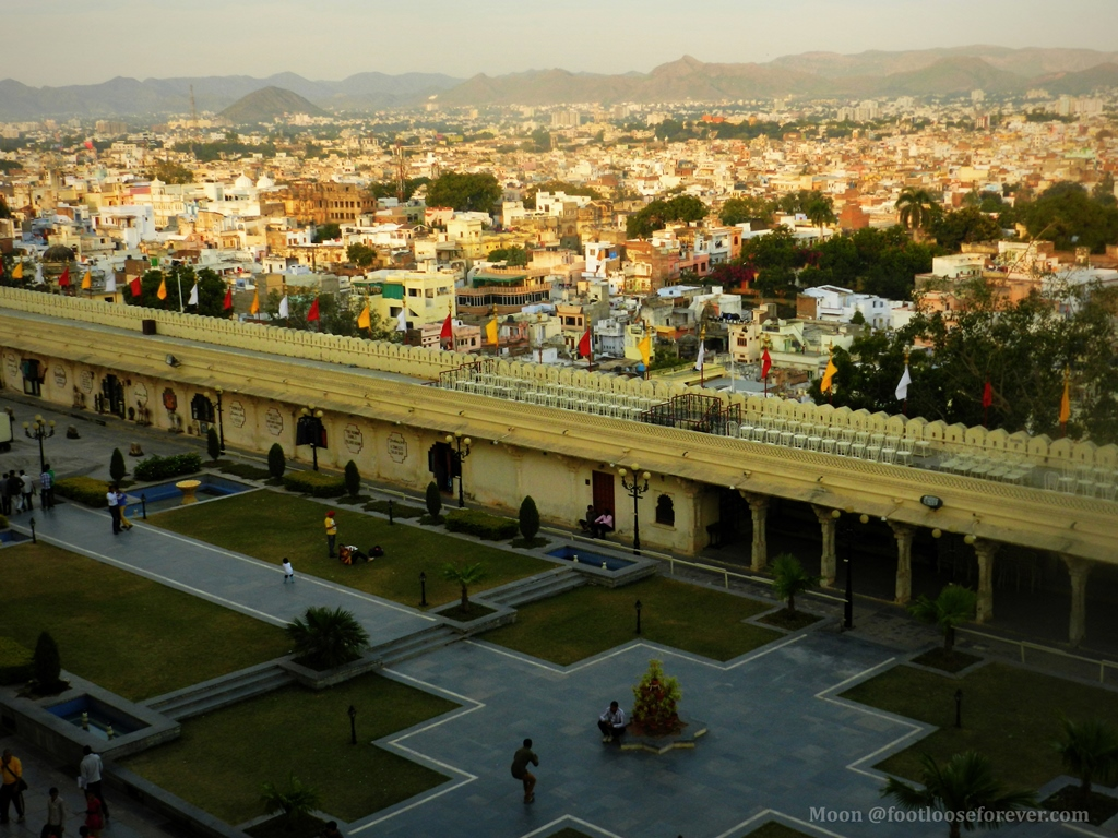 udaipur city and palace