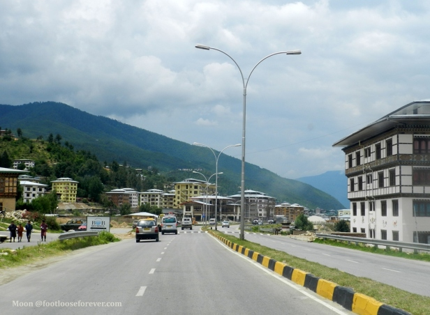 thimphu roads 4