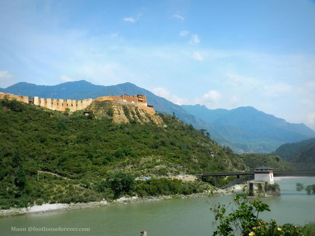 wangdue monastery