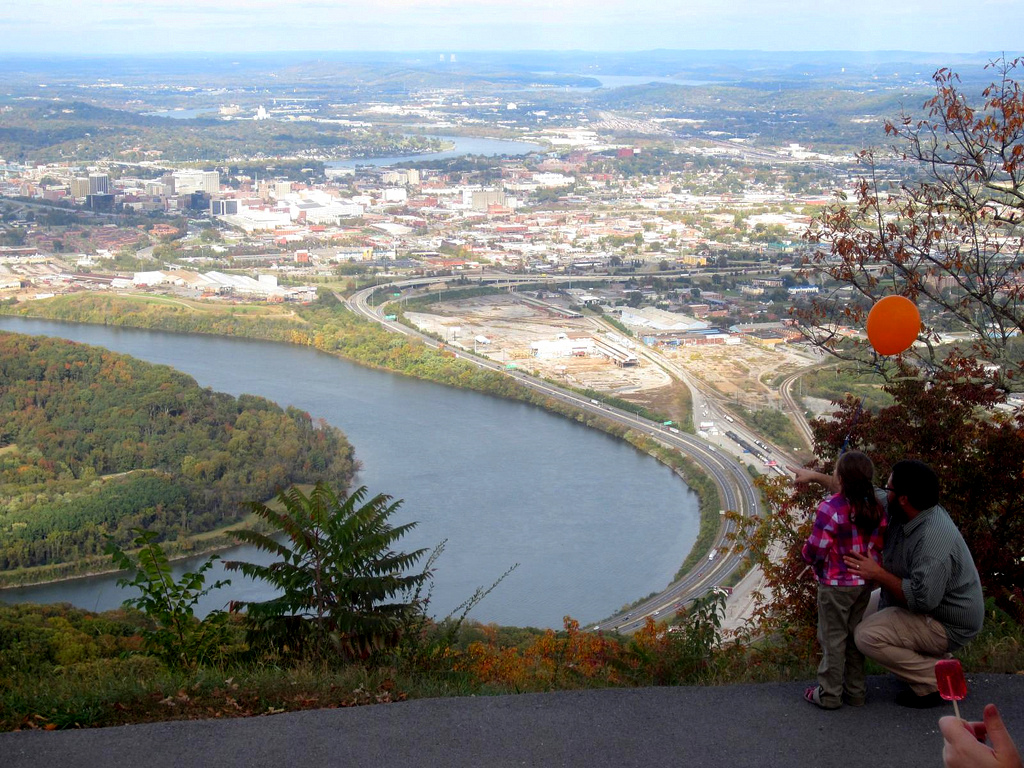 chattanooga, tennessee, mississippi river