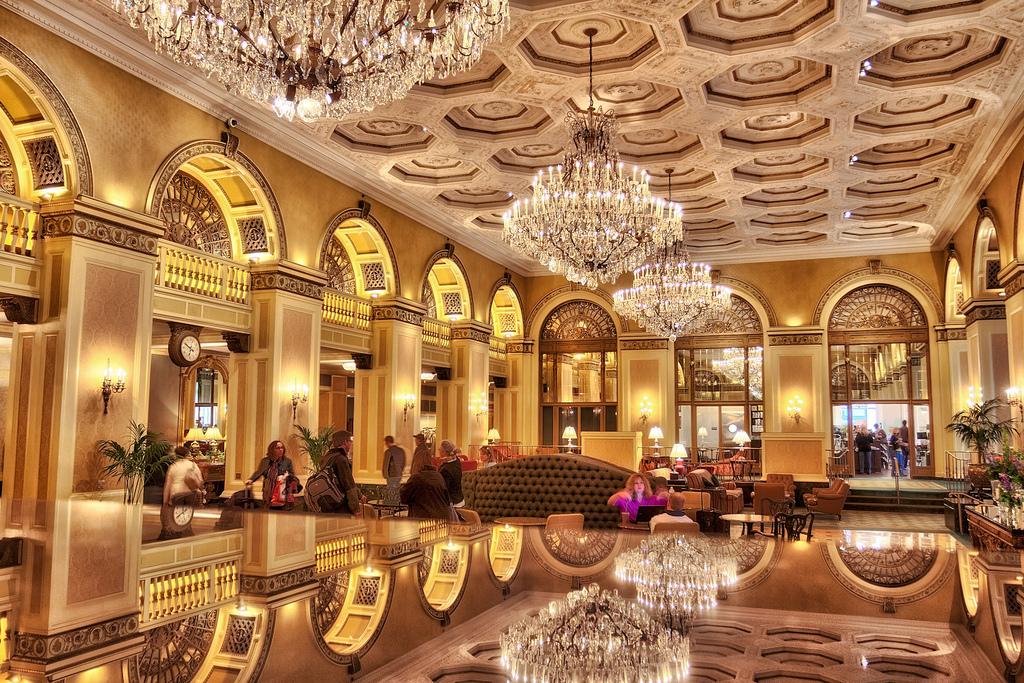 Omni william penn hotel, luxury hotels pittsburgh