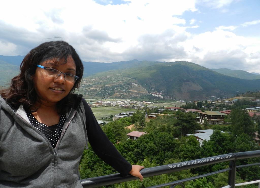 in Paro, Bhutan