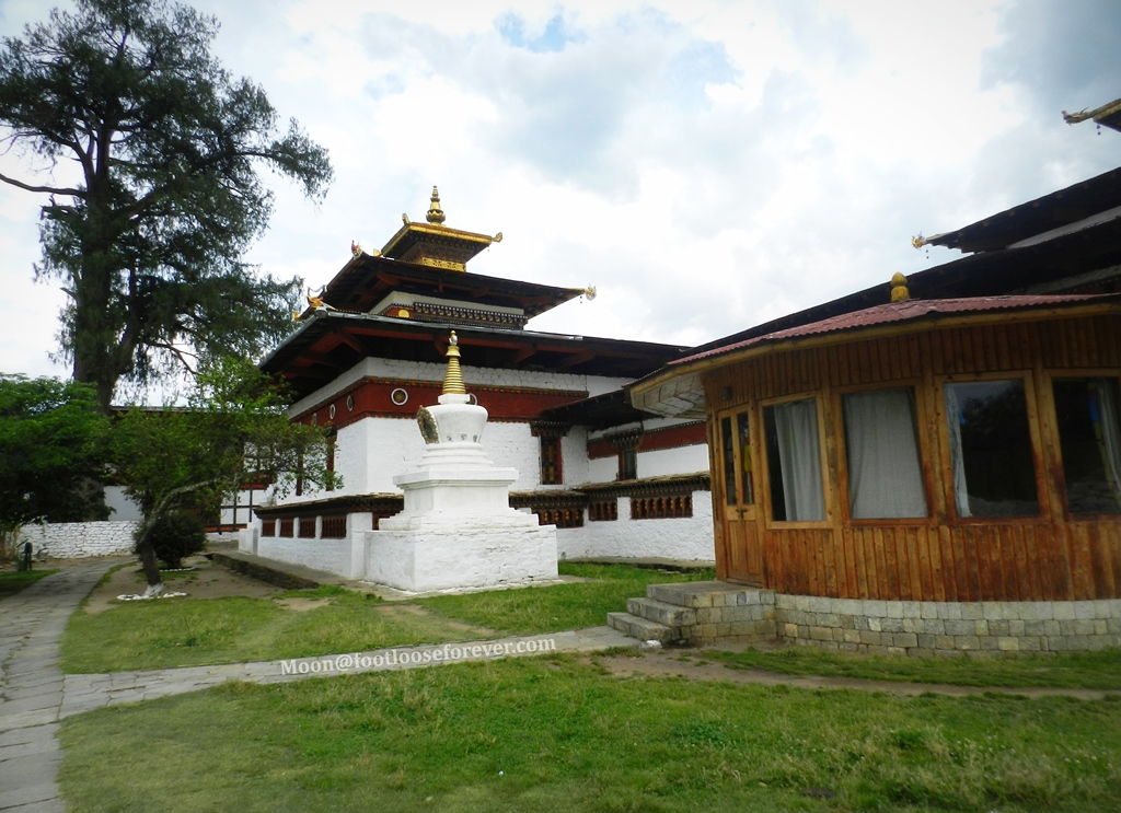 Kichu lhakhang, kichu monastery, paro, bhutan