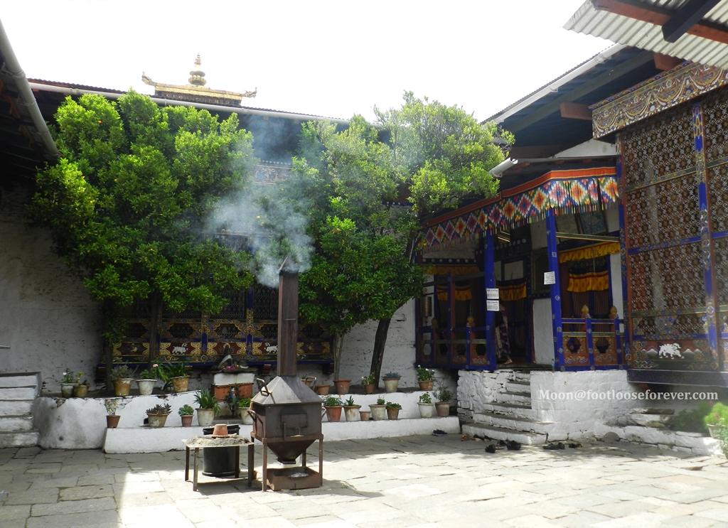 Kichu Monastery