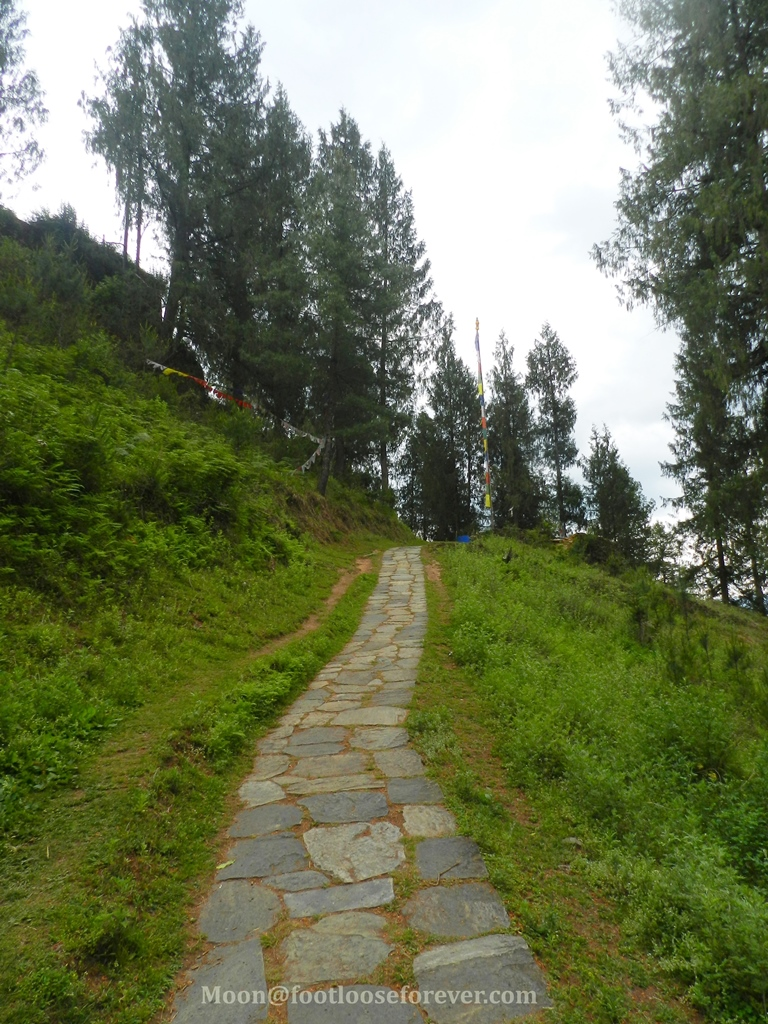 drukgyel dzong trek, paro, bhutan