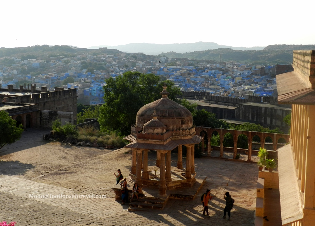 Jodhpur, Mehrangarh fort, blue city, Rajasthan