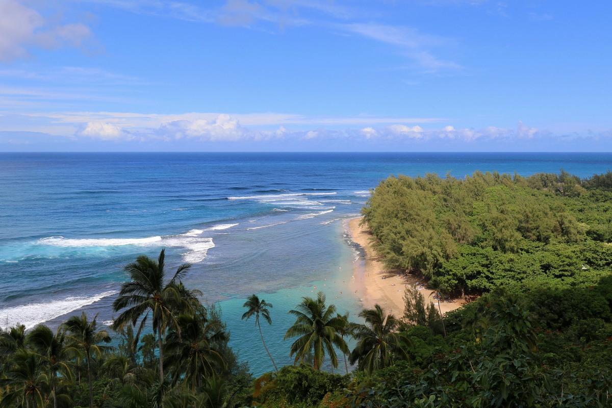 kapaa, Kauai, hawaiian islands