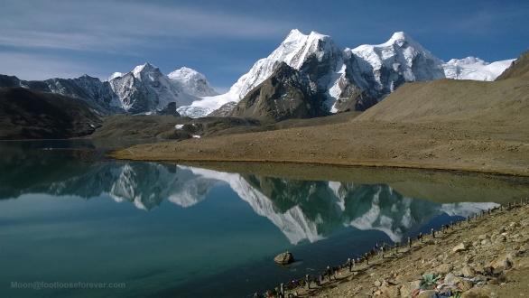 lake, Gurudongmar, Lachen, North Sikkim