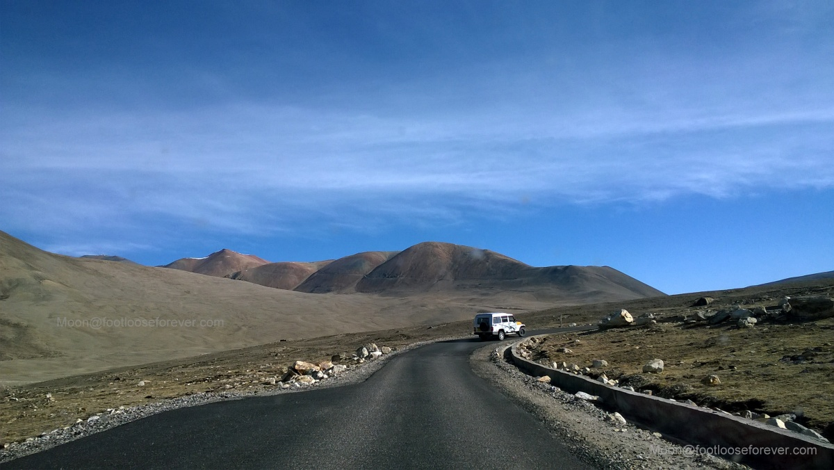road, gurudongmar, north sikkim