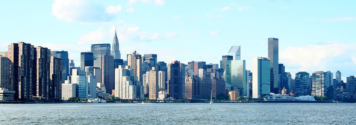 NYC, Manhattan, NYC skyline, Manhattan skyline
