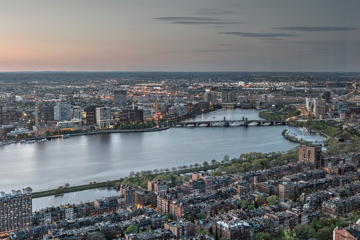 Boston, Cambridge, Charles River, Massachusetts
