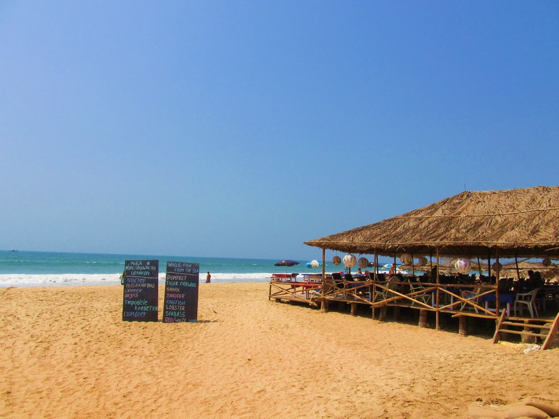 goa, beach in goa, colva beach