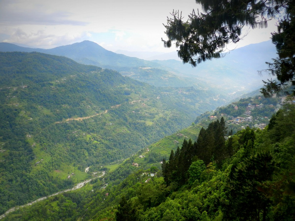 hills, mountains, view point, suicide point, gangtok, gangtok sightseeing