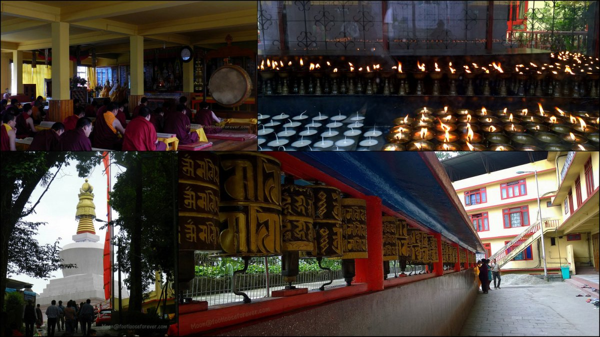 do-drul chorten, tibetan buddhist, shrine, gangtok sightseeing, gangtok