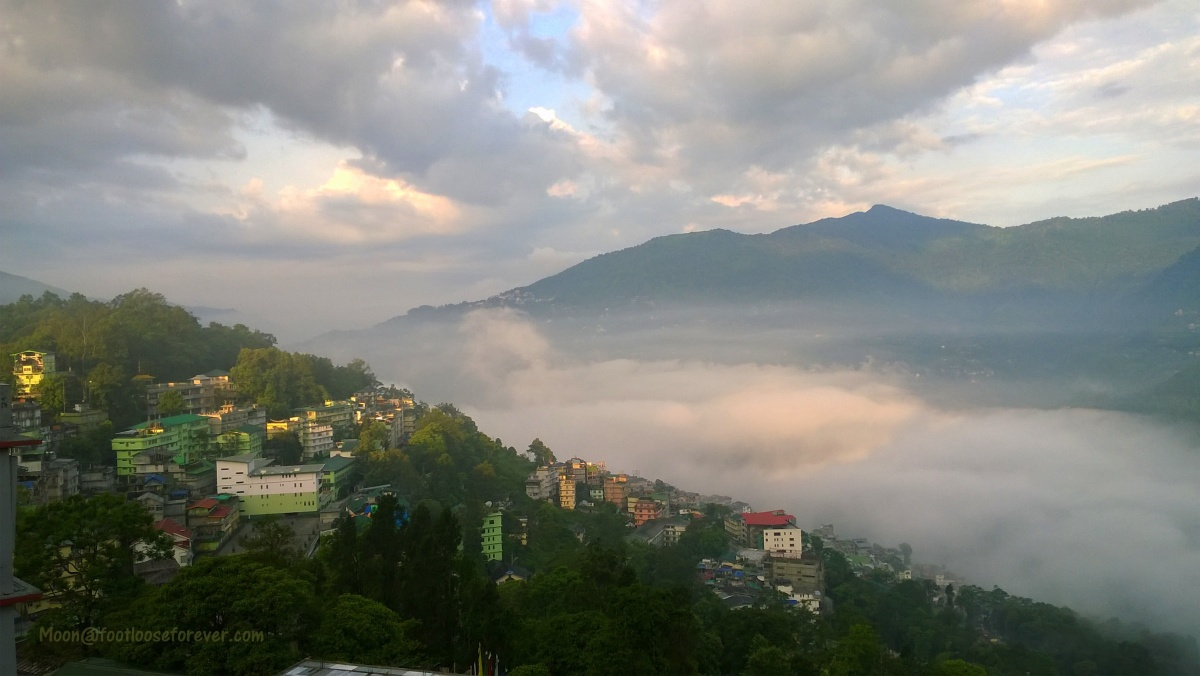 Sikkim Diaries: Getting Around in Gangtok