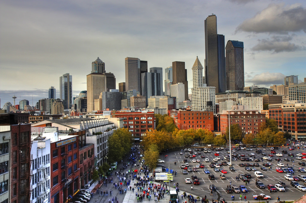 downtown seattle, seattle travel guide