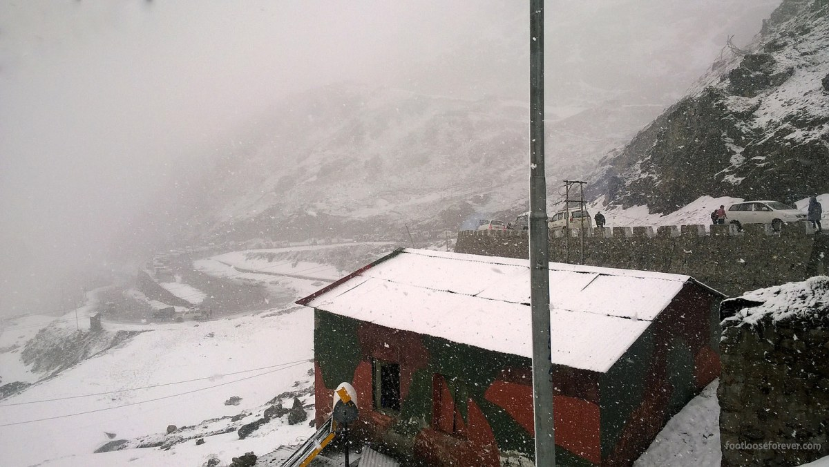 Sikkim Diaries: Serendipity at Nathu La Pass