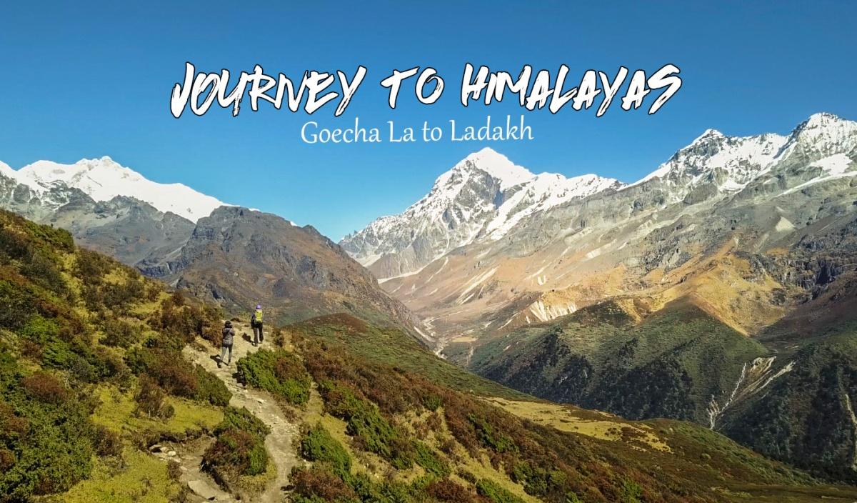 himalayas, mountains, ladakh, india