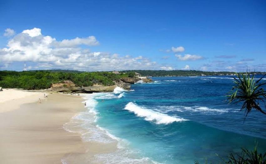 Dream beach, Lembongan, bali